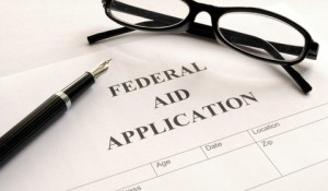 Pic of Federal Student Loan Application - Student Loan Expert