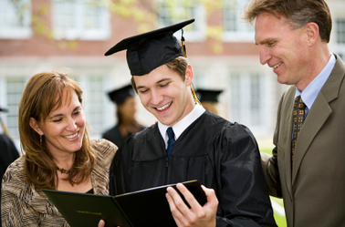 Pic - Student Loan Consultant - Graduate Family